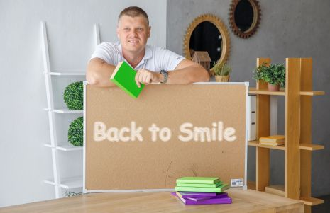 Back to smile с «Тотал Дентал»