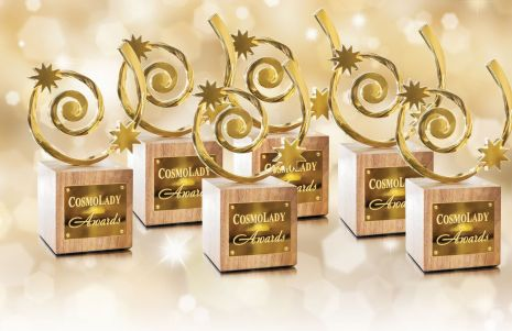 Лауреаты XI премии Cosmo Lady Awards